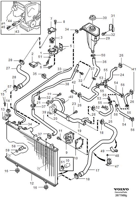 Как поменять теплообменник салона в volvo v40 теплообменник для настенного газового котла beretta